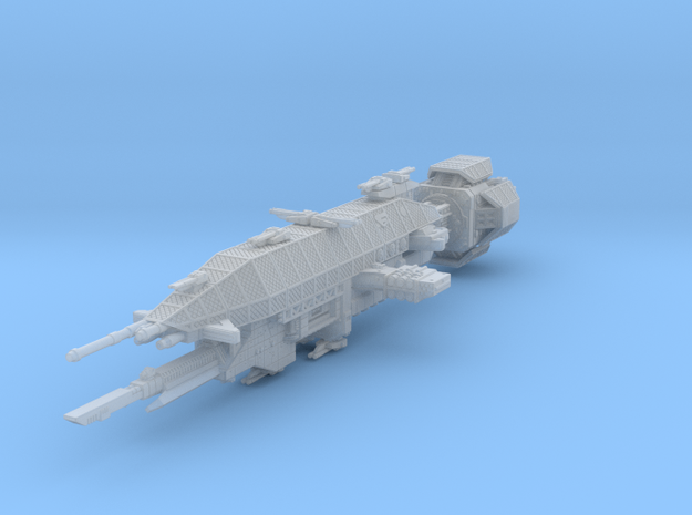 EA Advanced Destroyer Fleet Scale in Smooth Fine Detail Plastic