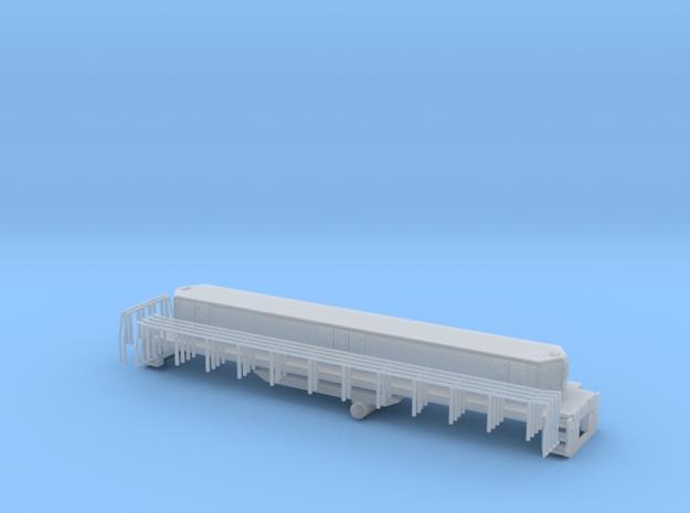 CN  N Scale Slug Kit in Smooth Fine Detail Plastic