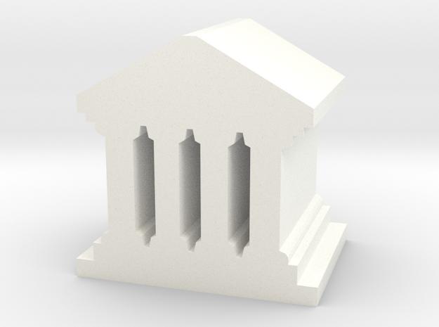 Game Piece, Roman Temple, Palace