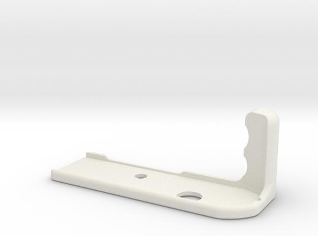 Canon A1 grip in White Natural Versatile Plastic