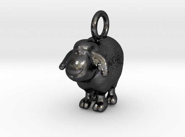 Black Sheep 3d printed
