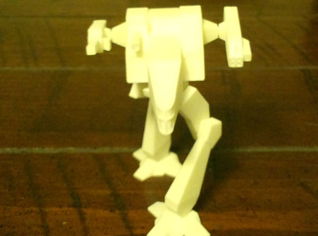 Shadowcat Proto in White Natural Versatile Plastic