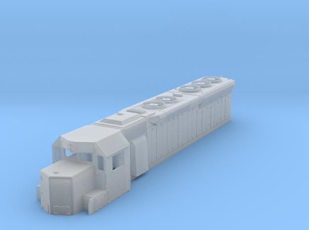 TT Scale SD45 shell