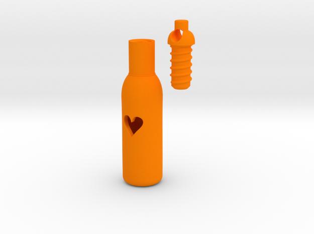 Message In A Bottle -Open Heart Version