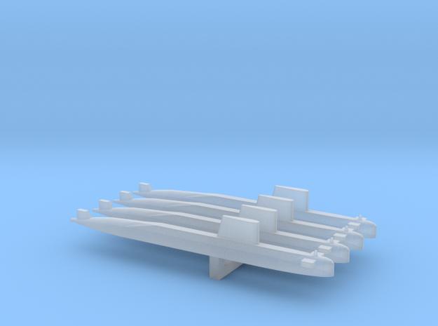 Agosta 70 SSK x 4, 1/2400
