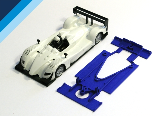 1/32 Ninco Acura Chassis for NSR motor mount