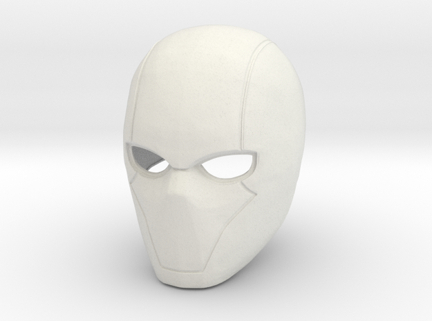 Red Hood helmet V5