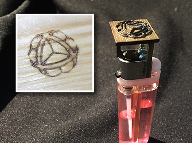 Customizable Lighter Branding Iron