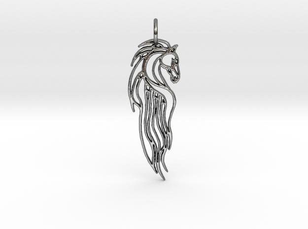 Rohan Horse Pendant
