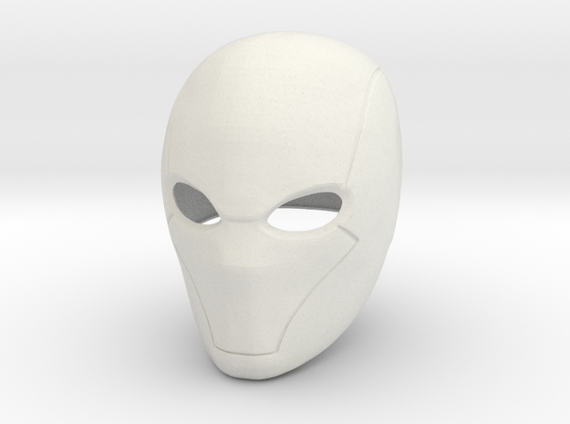Red Hood helmet V2
