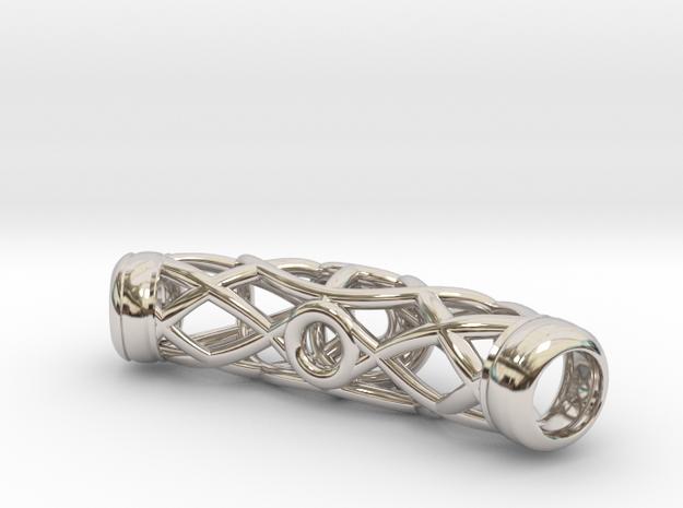 Spiderweb Bracelet 3d printed