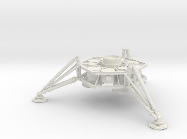 1/72 NASA/JPL MARS ASCENT VEHICLE LANDING LEGS in White Natural Versatile Plastic