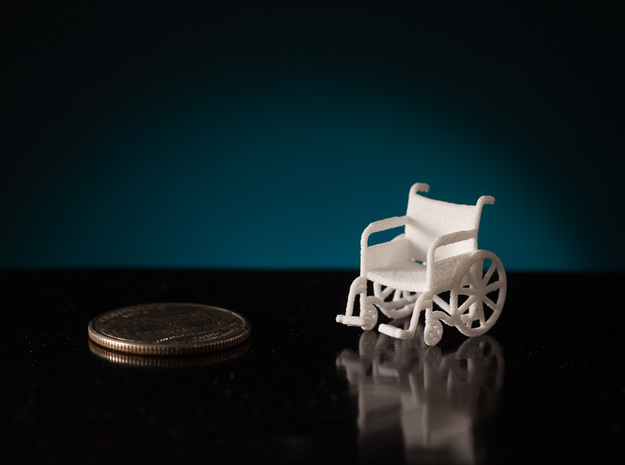 1:48 Wheelchair