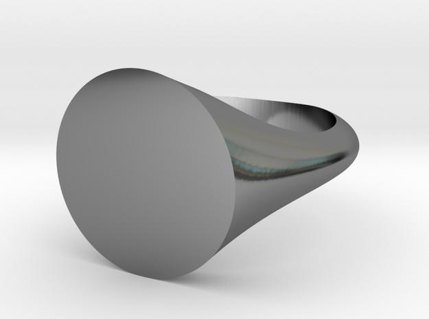 Round Signet - Size 8
