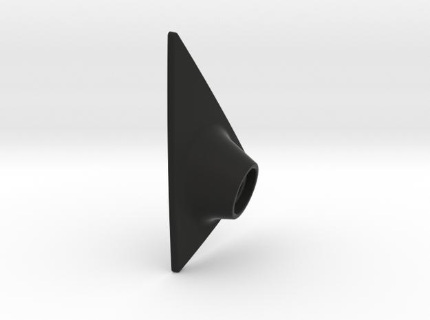 2501-094-LH in Black Natural Versatile Plastic