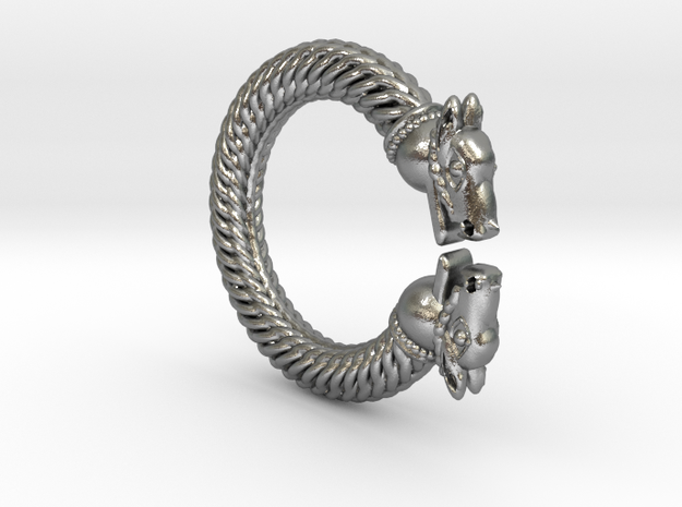 VIking Dragon Ring Alfa