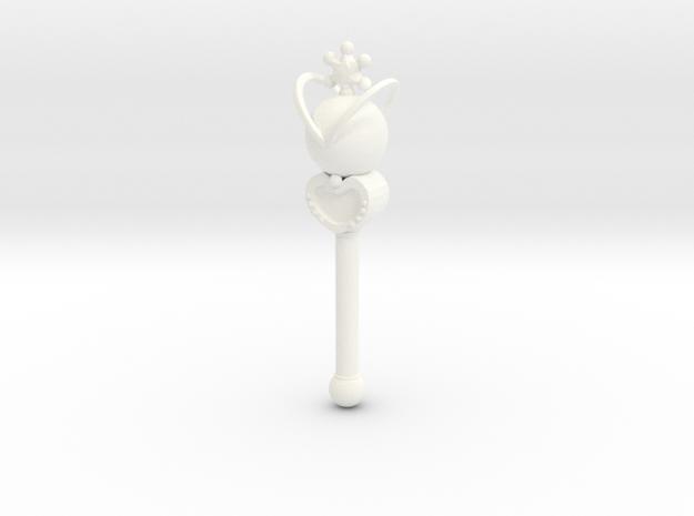 sailor moon: Planet wand uranus Mini 1/6 scale 3d printed