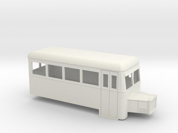 009 railbus single ended with bonnet (narrow type)