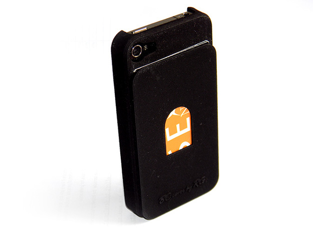 Business Card Iphone Cover 3d printed