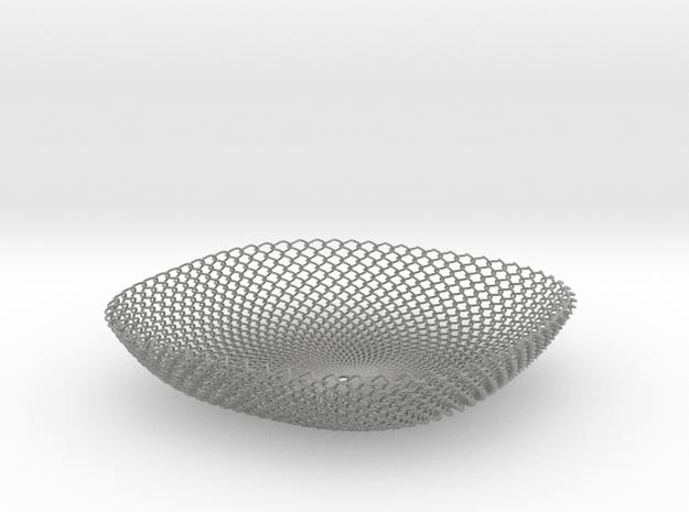 Sine Bowl 3d printed