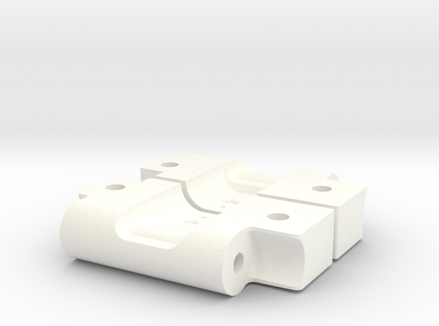 RPM73282 Arm Mounts 0-1 in White Strong & Flexible Polished