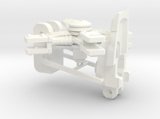 Combat Heli Rotor Assembly