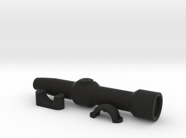 Toyscope W Holder in Black Strong & Flexible