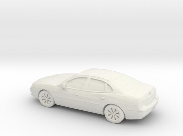 1/87 2005-09 Buick LaCross in White Natural Versatile Plastic