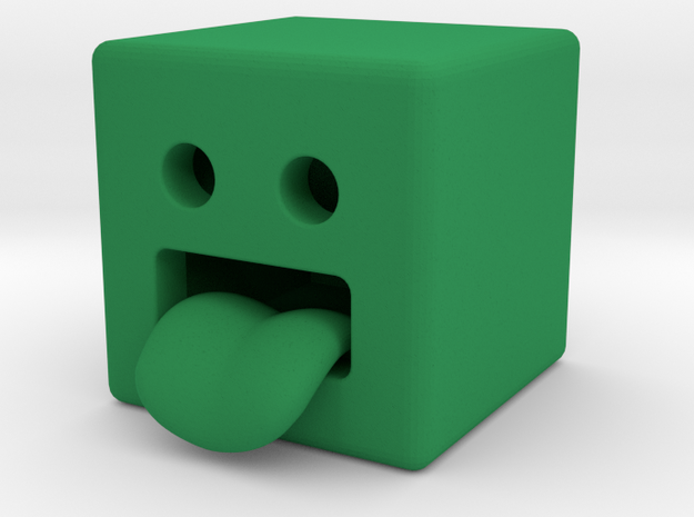 Robo Tongue 3d printed