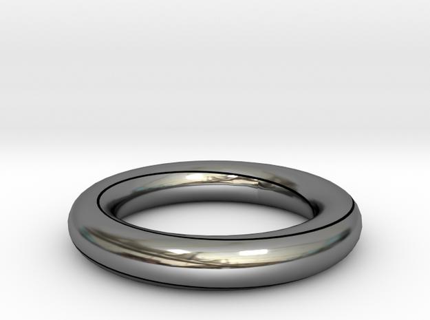 Justgroove in Premium Silver