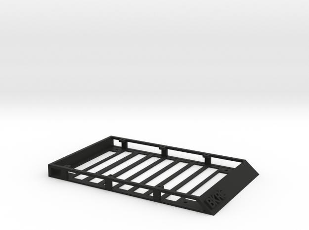 Ascender Roof Rack in Black Natural Versatile Plastic