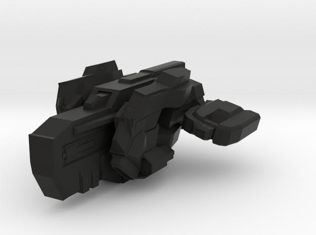 Gyronicide Civillian Transport CT-FTL19 (Small) 3d printed