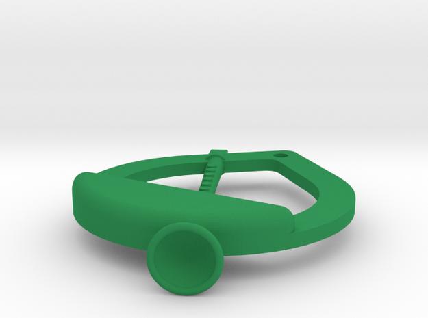 Clarinet emblem 3d printed