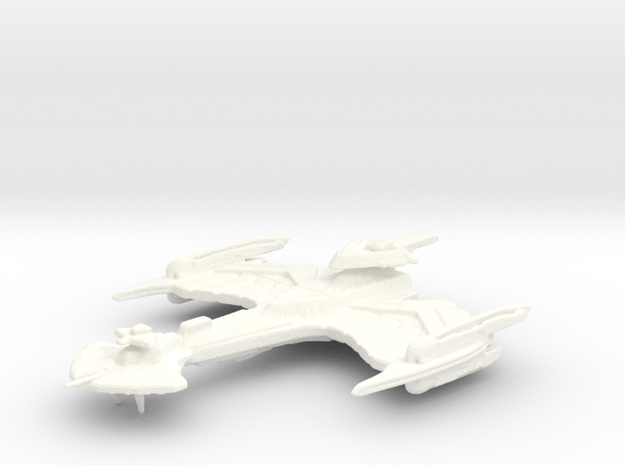 Neghvar in White Processed Versatile Plastic