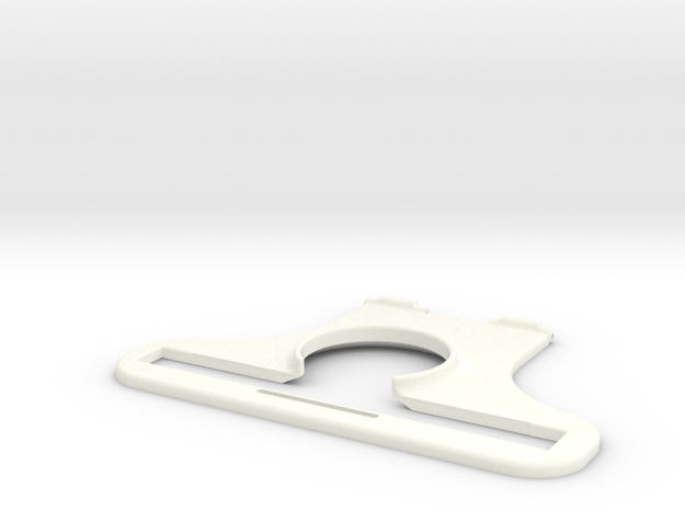 NEODiVR-PLAy-iPhone6+-SSensor-RightArm in White Processed Versatile Plastic