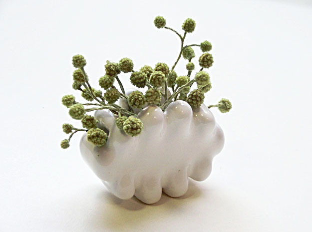 Palm-sized Cloud Vase 1
