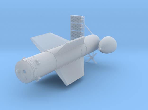 3811GBU-57A/B Massive Ordnance Penetrator (MOP) 3d printed
