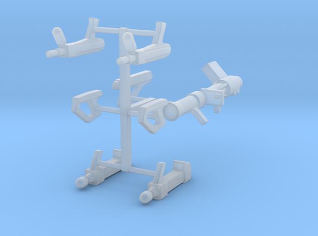 EQ03 3WA Equipment Set (28mm) 3d printed