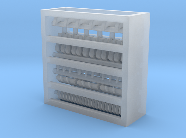 Misc Hooks Set - Zscale 3d printed
