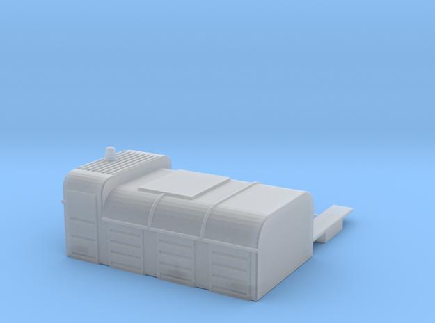 1:120 Aufbau Hochdruckspühlwagen HDS 120 IFA  W50
