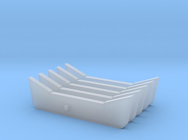 LF KatS Dachaufsetzer 5fach in Smooth Fine Detail Plastic