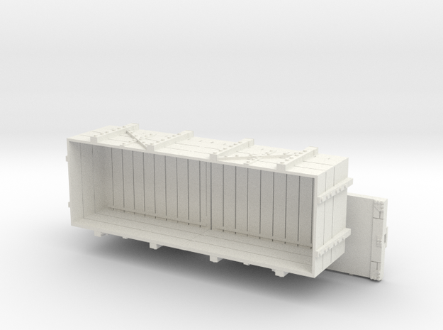 A-1-32-wdlr-c-wagon-full-plus1 in White Strong & Flexible