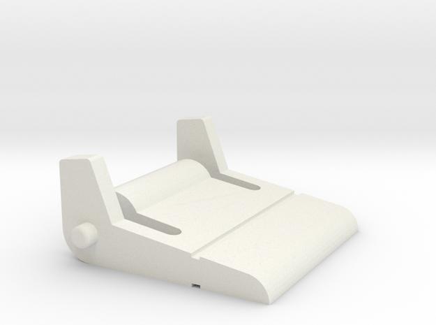 Razer Chroma keyboard leg in White Strong & Flexible