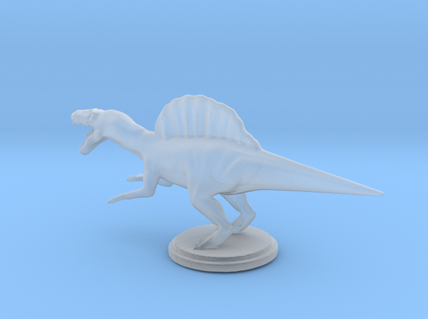 Replica Miniature Dinosaurs Spinosaurus Model A.01 in Smooth Fine Detail Plastic
