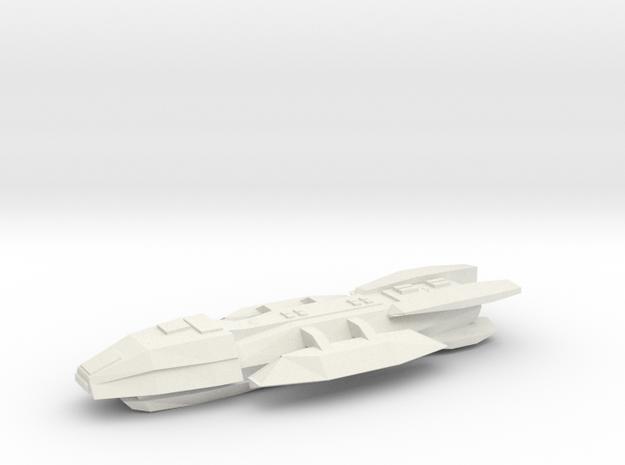 [4] BS Jupiter in White Natural Versatile Plastic