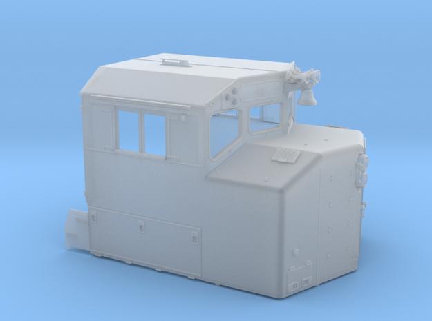 "CB0007 CN GP40-2LW AS BUILT ""C"" 1/87.1 in Smoothest Fine Detail Plastic"
