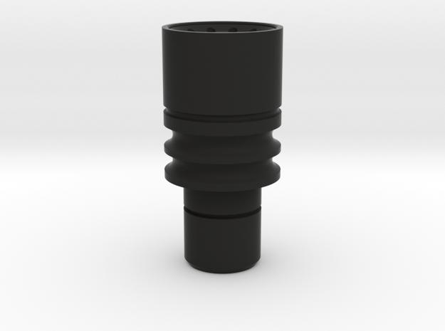 Minicam Saber Neck in Black Natural Versatile Plastic