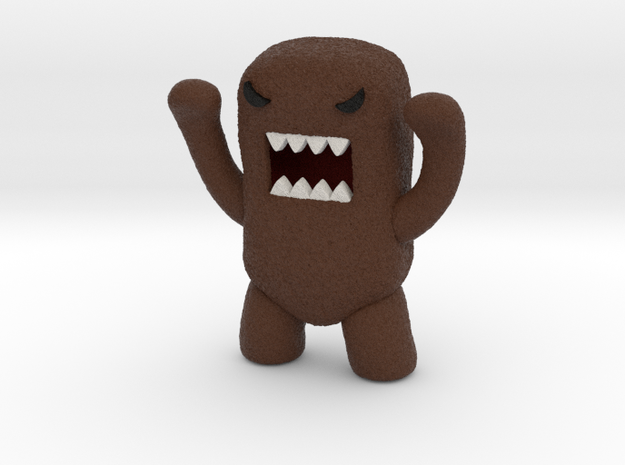 Domo Monster in Full Color Sandstone