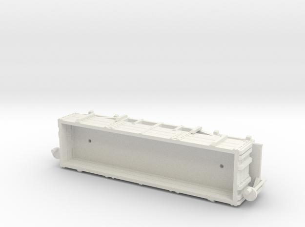 A-1-101-wdlr-d-wagon-body2-plus in White Natural Versatile Plastic