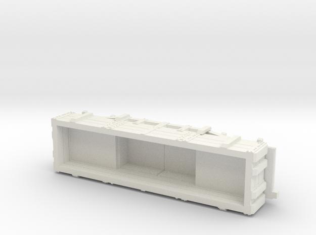 A-1-160-wdlr-e-wagon-body-plus in White Natural Versatile Plastic